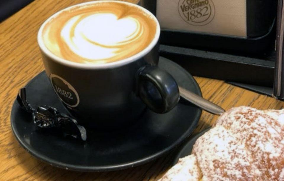 Il nostro caffè è Vergnano